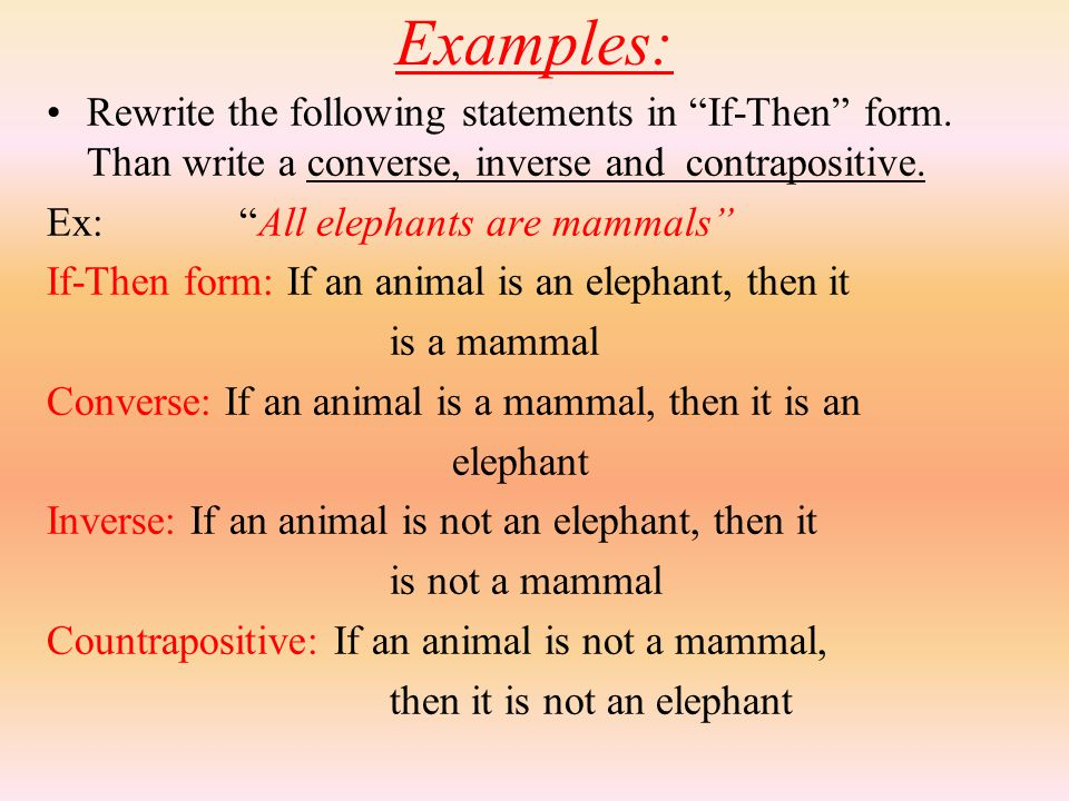 Inductive Reasoning And Conjecture Proofs Ppt Download