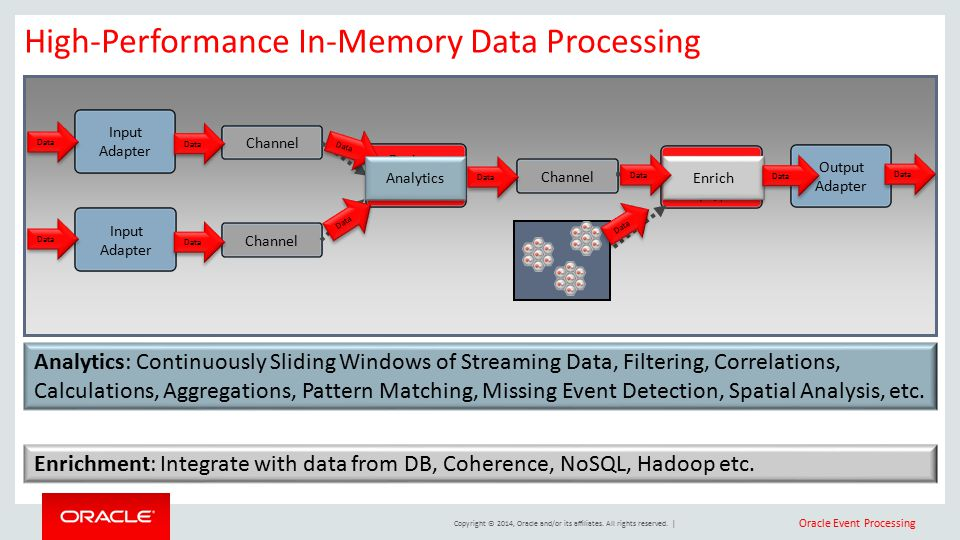 High-Performance In-Memory Data Processing