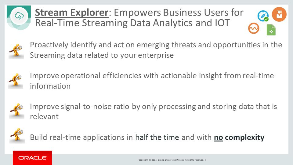 Stream Explorer: Empowers Business Users for Real-Time Streaming Data Analytics and IOT