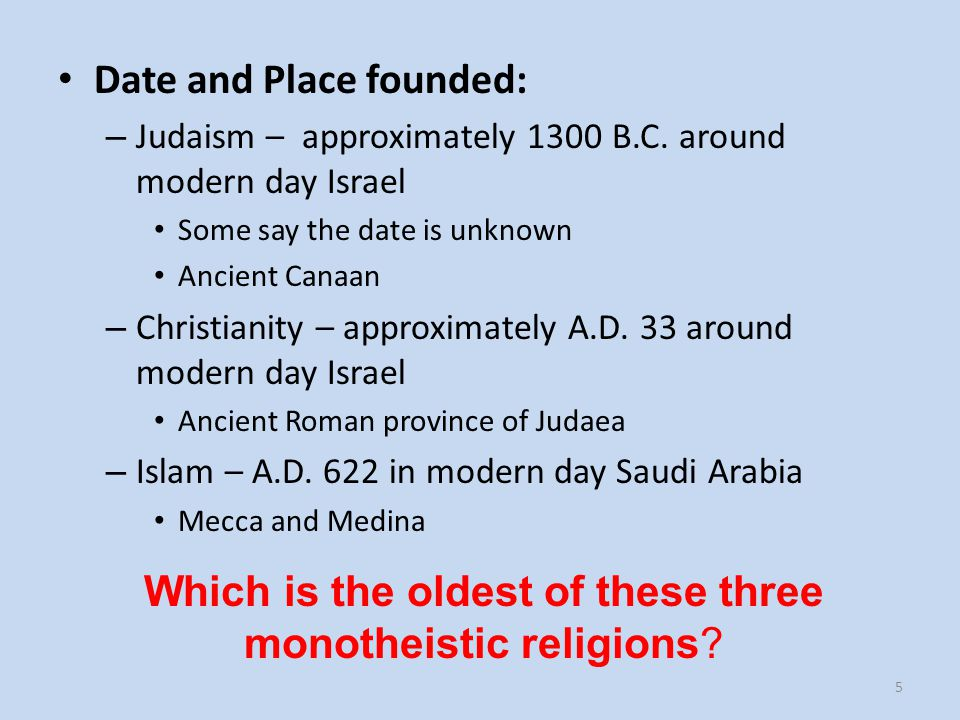 a comparison of judaism to christianity Judaism and christianity essaysfor thousands of years, millions of people around the world have been born into a family where a religion is practiced in a country like canada, people are fortunate enough to be accepted no matter what their religious beliefs may be the two dominant religions in c.