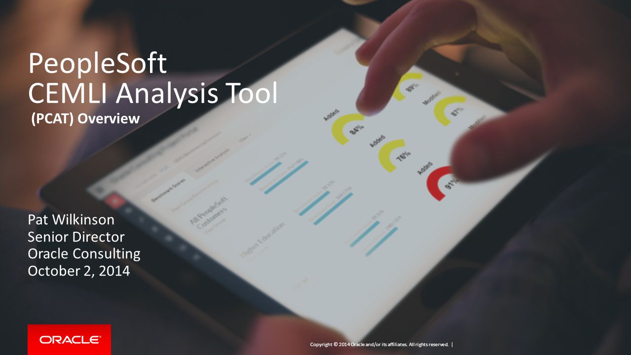 PeopleSoft CEMLI Analysis Tool