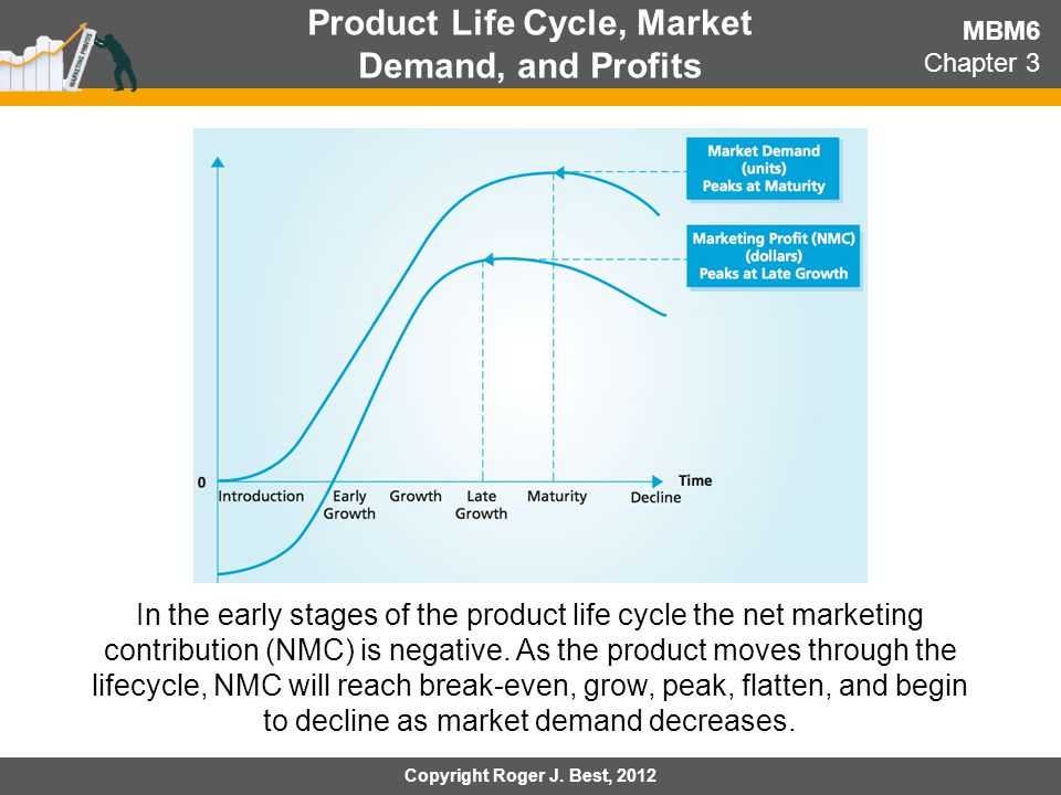 Product Life Cycle, Market Demand, and Profits
