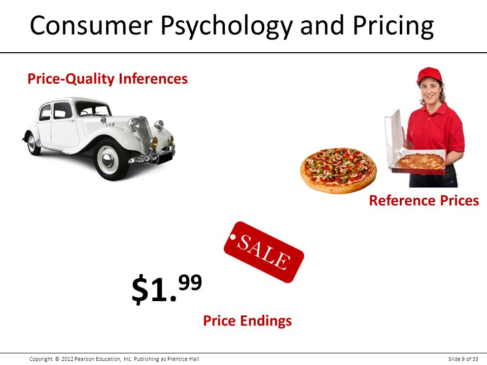 pricing and the psychology of consumption Impact on customer relationships putting the pieces together the psychology of consumption companies often have great discretion about when to bill for goods and services timing: timing decisions are based on financial or demand considerations pre-payment vs post payment paying before consuming .