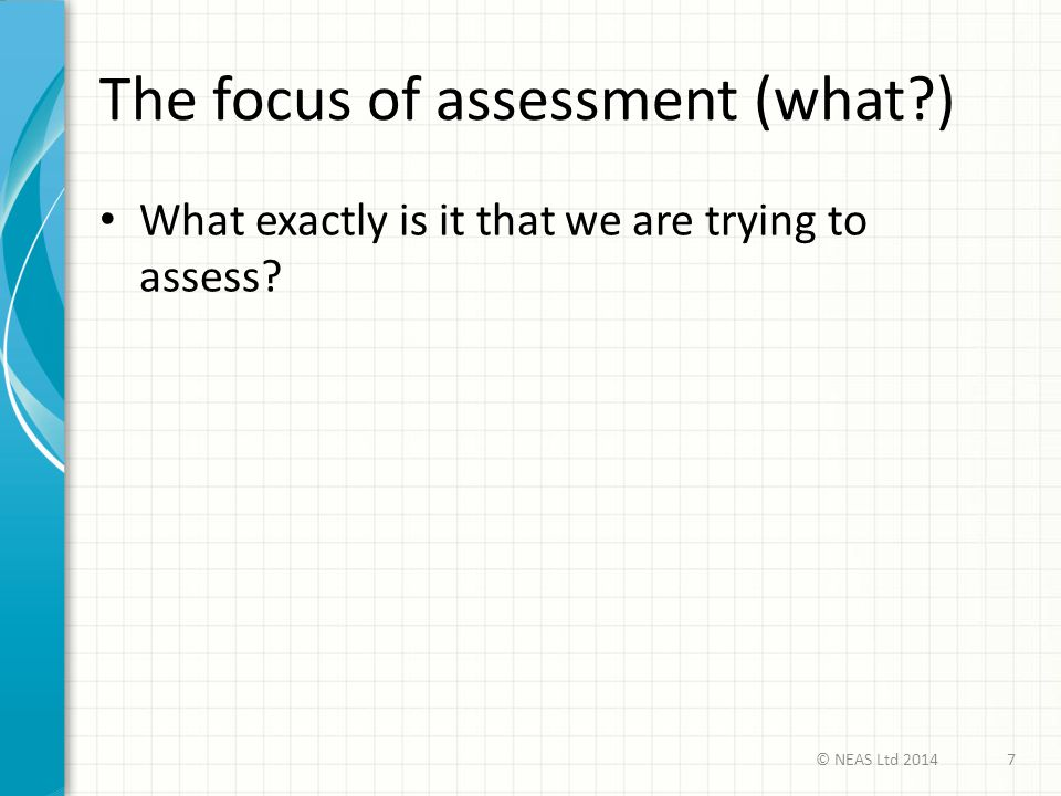 focus assessment Define focused focused synonyms,  to converge on or toward a central point of focus be focused 2  focused assessment focused assessment.