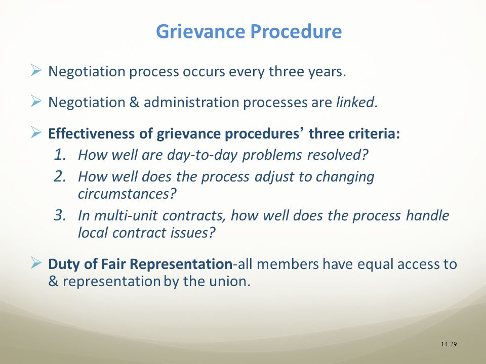 grievance and disciplinary procedure Grievance and disciplinary review policy 1 procedures: grievances and disciplinary reviews will be processed under the procedures set forth below.