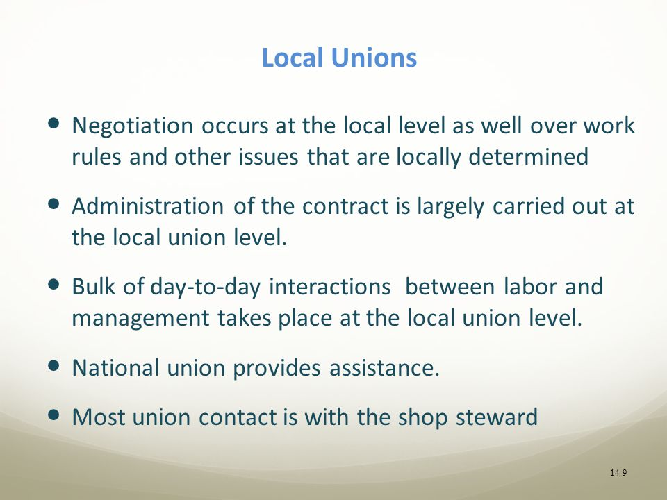 an analysis of the american federation of labor and the congress of industrial organizations 2 sincerely, american federation of labor congress of industrial organizations (afl-cio) american federation of government employees (afge.