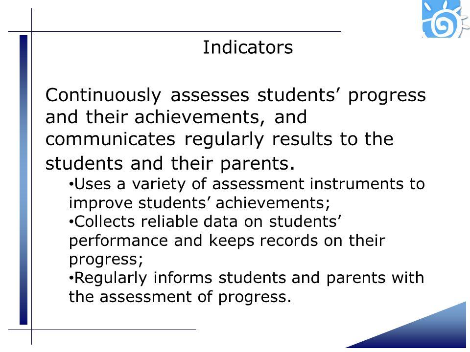Presentation (4)Indicators.