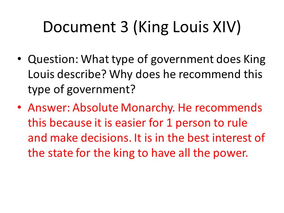 dbq essay on absolutism and democracy Absolutism and democracy dbq and democracy in studies of absolutism and democracy advantages and disadvantages for each governmental system can be identified.