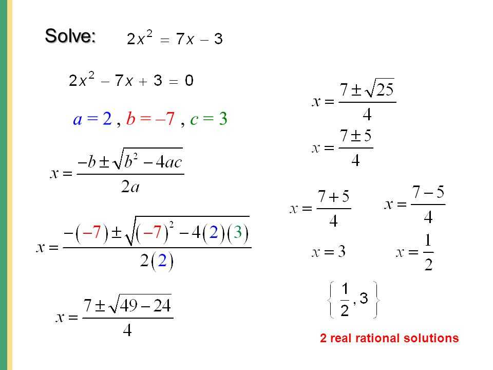 SOLUTION: Write a quadratic equation that has the given solutions: 1 and 3