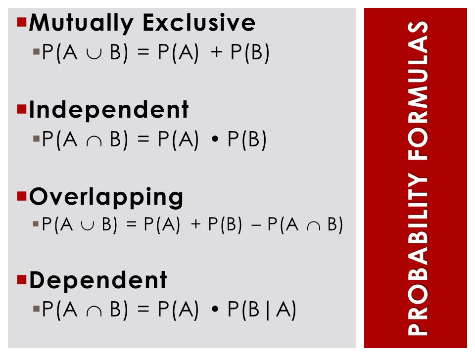 independent and dependent probability examples pdf