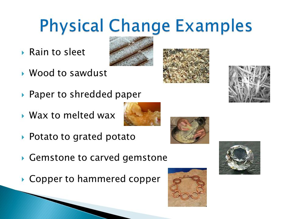 Chemistry: Changing Matter - ppt video online download
