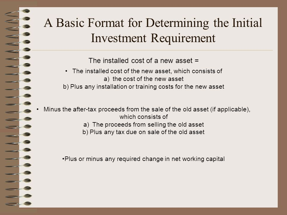Unit 3 Cash Flow Forecasting ppt download – Format of Working Capital