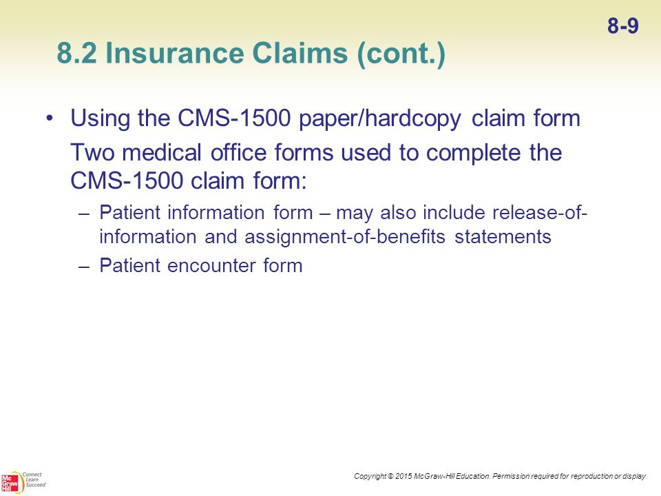 Billing, Reimbursement, and Collections - ppt download