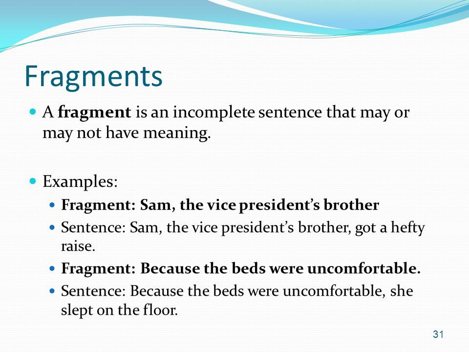 Chapter 4 basics of english grammar ppt video online for Sentence of floor
