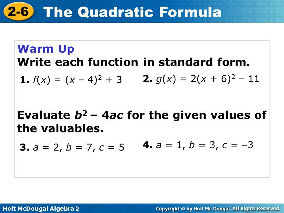 Write A Quadratic Function In Standard Form Custom Paper Service