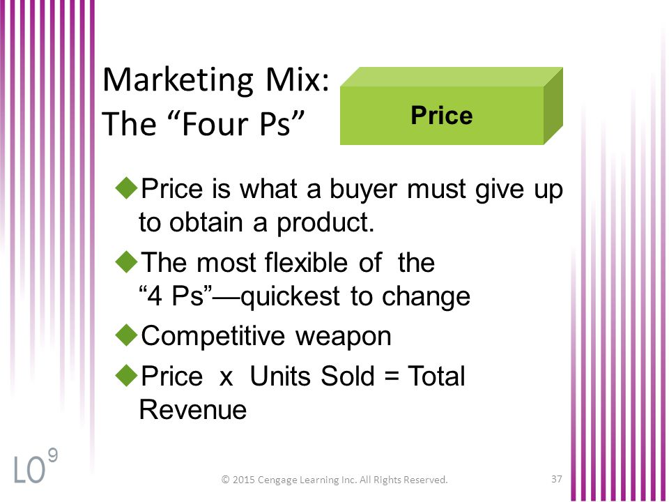 strategic marketing and the four ps The marketing mix, as part of the marketing strategy,  the four ps of the marketing mix have a number of weaknesses in that they omit or underemphasize some.