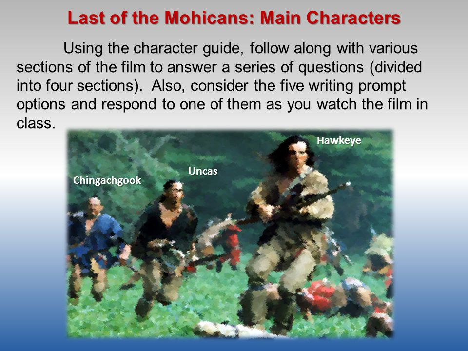 Last of the mohicans theme download