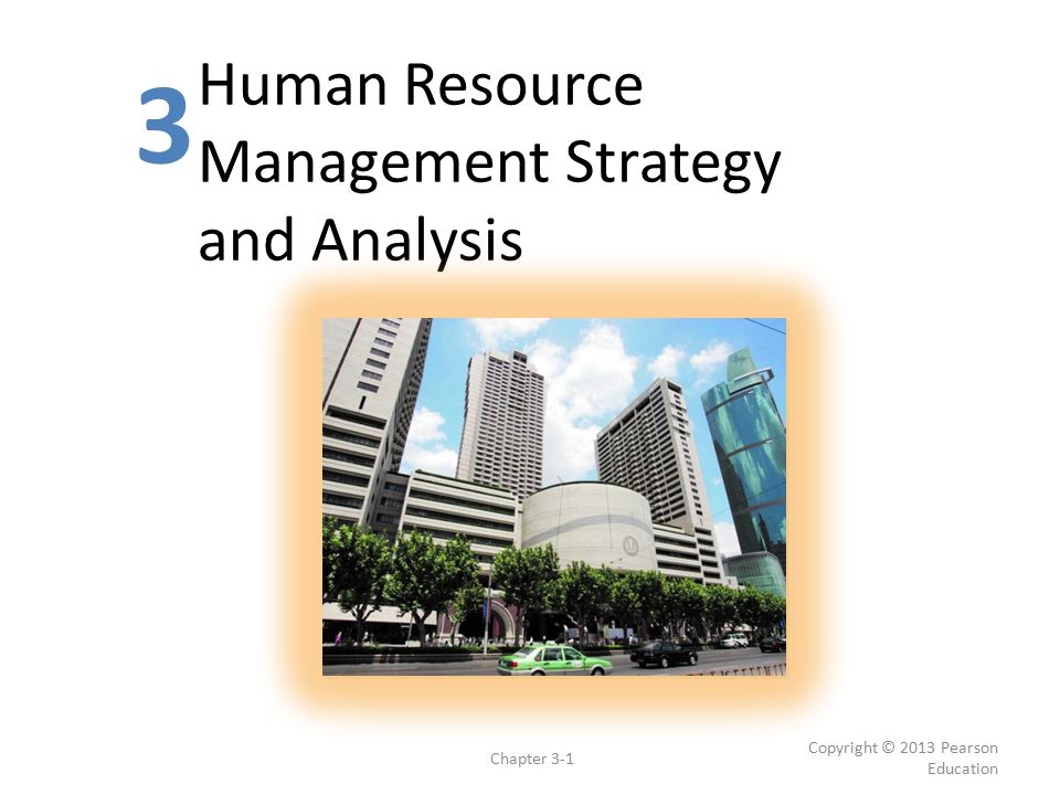 how to develop a human resource plan