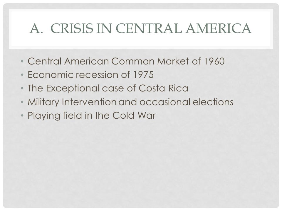 american cold war policies presentation slide The cold war period was a big rush of armaments that was started after world war 2 essay should demonstrate first of all the tension between the two superpowers and it's great danger to all humanity.