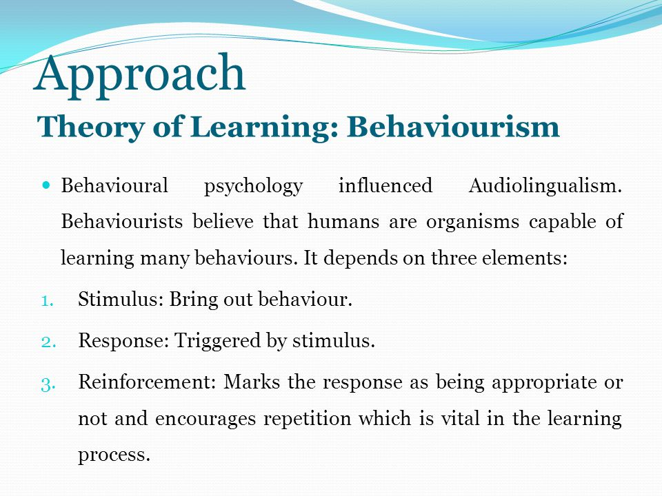 the advantage repetition and reinforcement in learning Home / brain articles / memory is repetition and reinforcement homework help today — the importance of repetition in tutoring and learning.