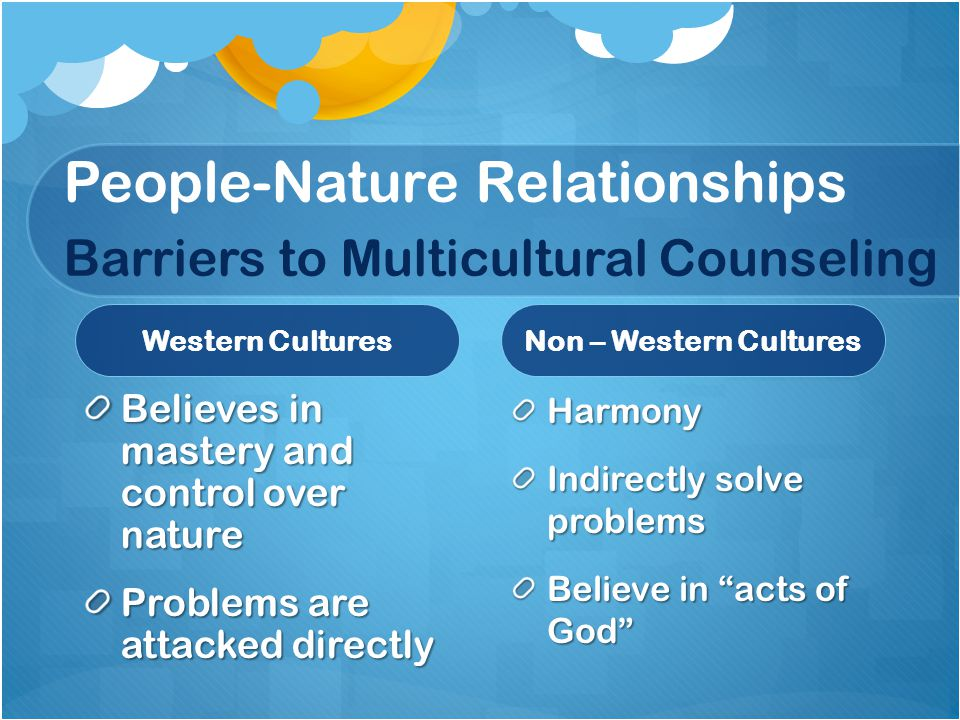 explain the nature of counsellor and counsellee relationship