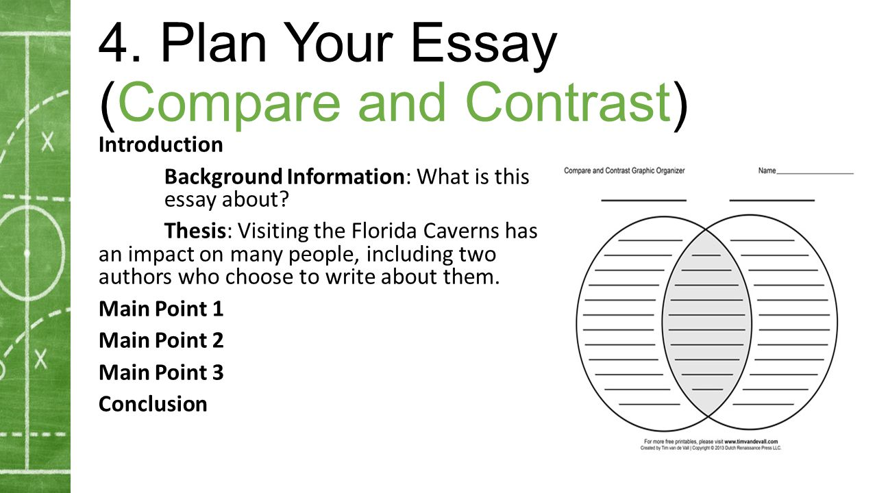winners train losers complain ppt video online  plan your essay compare and contrast