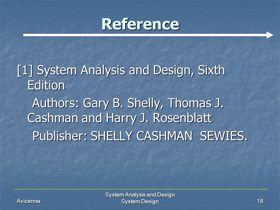 systems analysis and design rosenblatt pdf