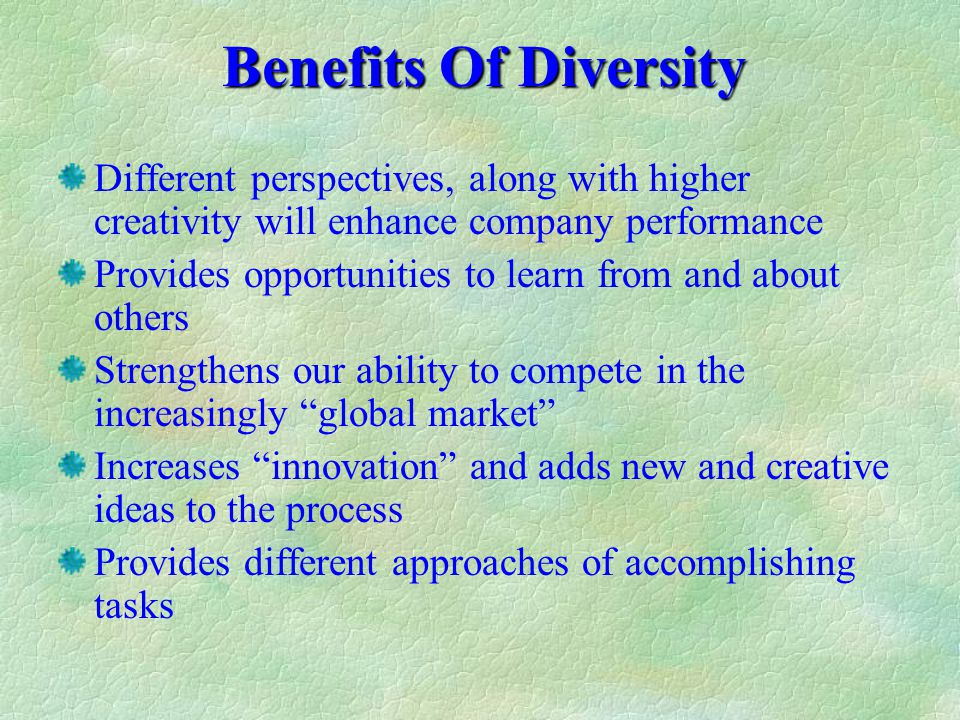 7 benefits of gender diversity in the workplace ...