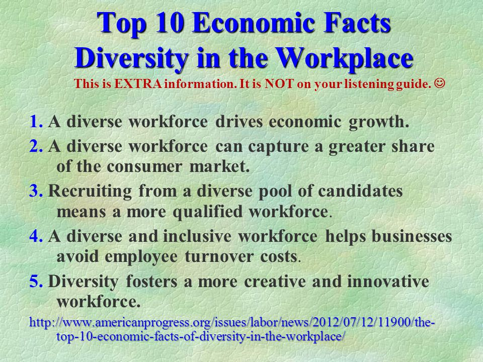 Understanding Diversity In The Workplace - ppt download   960 x 720 jpeg 182kB