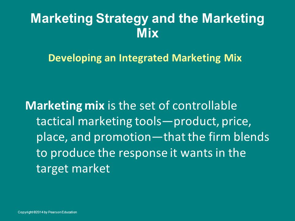"""developing an integrated marketing mix plan Integrated marketing communication plan this document is intended to provide a general guide to students in bus 134b, integrated marketing communications, as they develop their semester project hopefully, this will provide an additional """"comfort zone"""" to students, enabling a clearer understanding and a."""