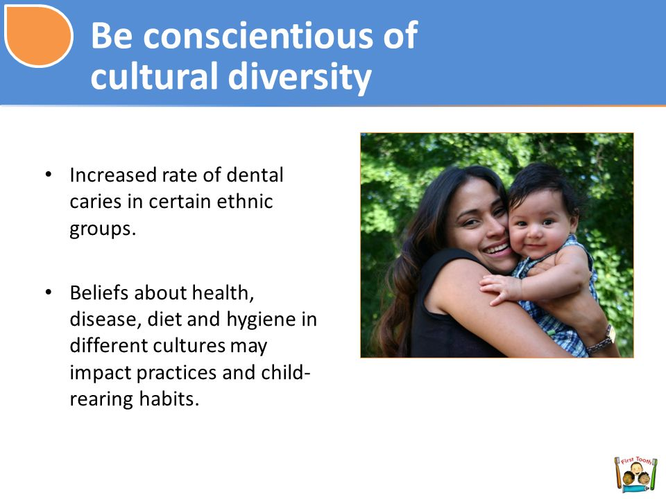 Be conscientious of cultural diversity
