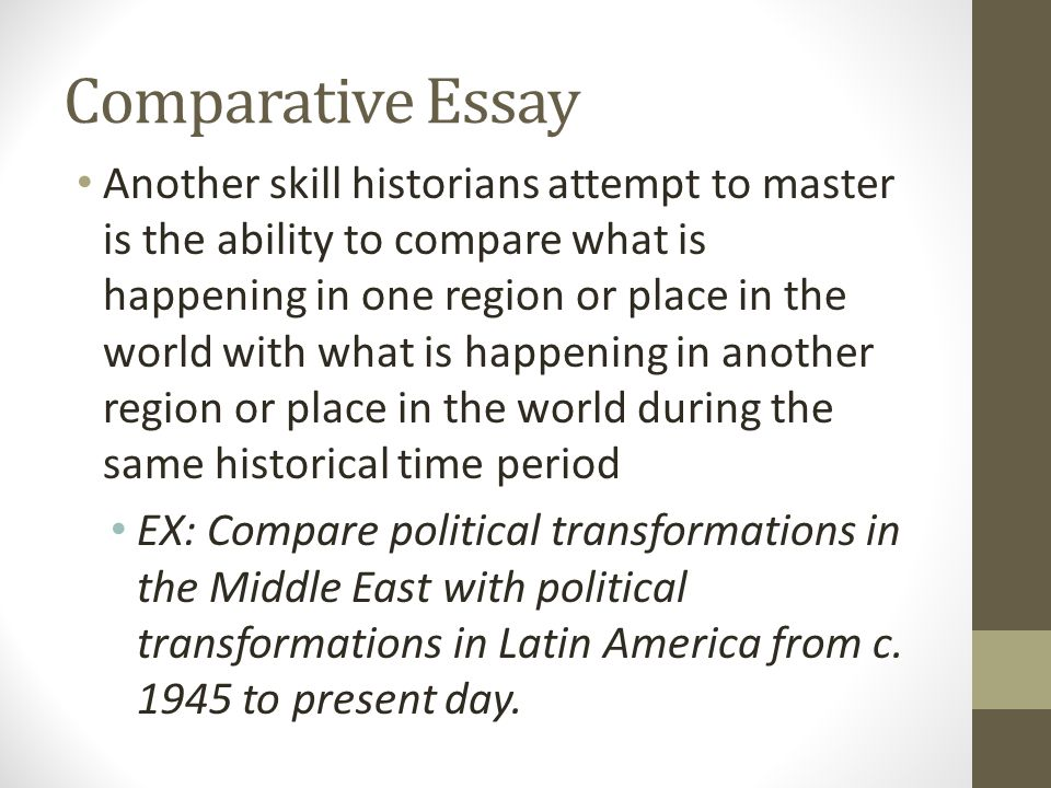 comparative politics research papers