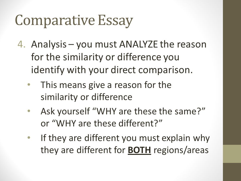 comparative analysis of english letter writing essay Writing a letter writing an analysis essay samples analysis essays are one of the more difficult essays to work on due to their technical nature.