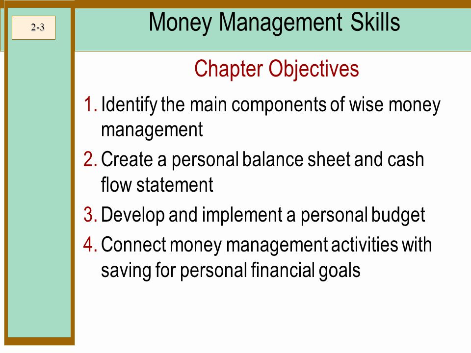 objectives in cash management The objective of cash management is to have adequate control over the cash position, so as to avoid the risk of insolvency and use the excessive cash in some profitable way.