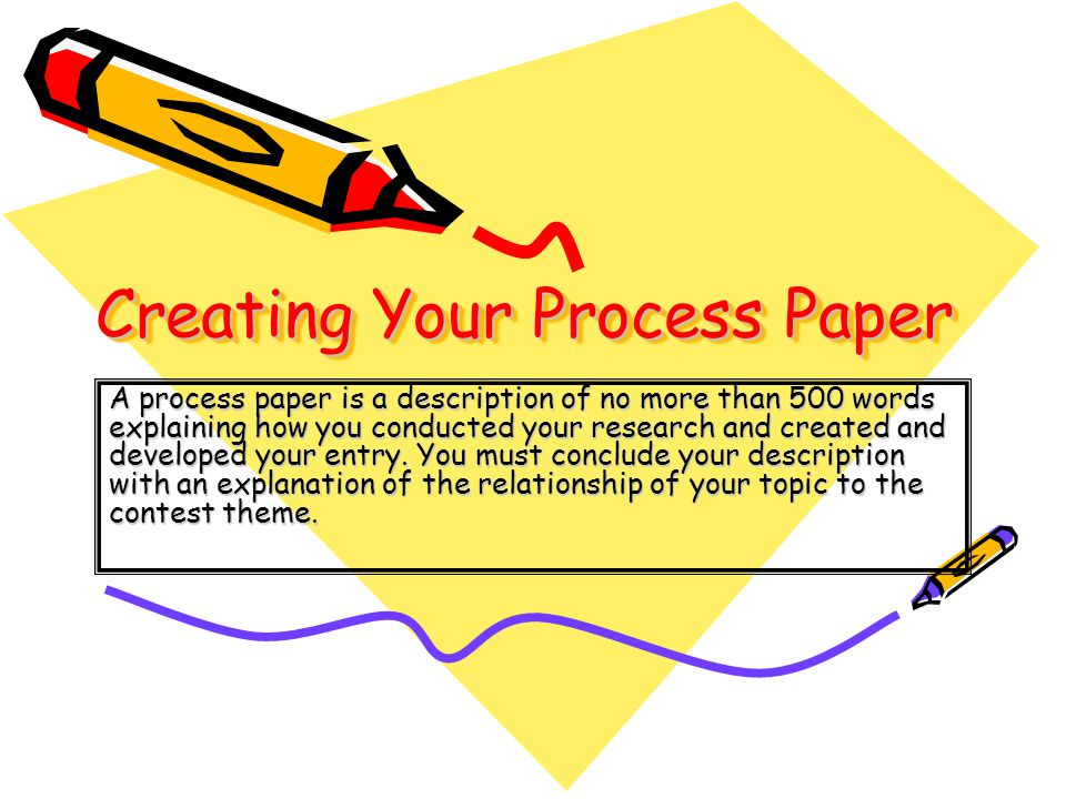 procedure to publish a research paper