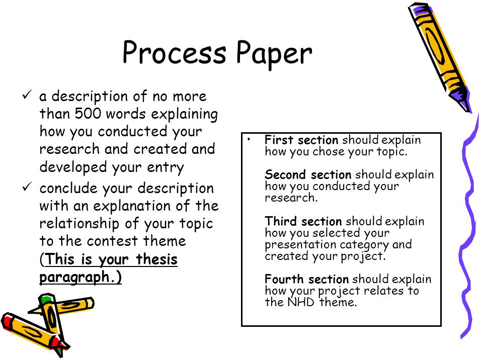 paper in which you describe the research process Describe the research process when writing a graduate paper understanding the research process can help you become successful as you conduct your research.