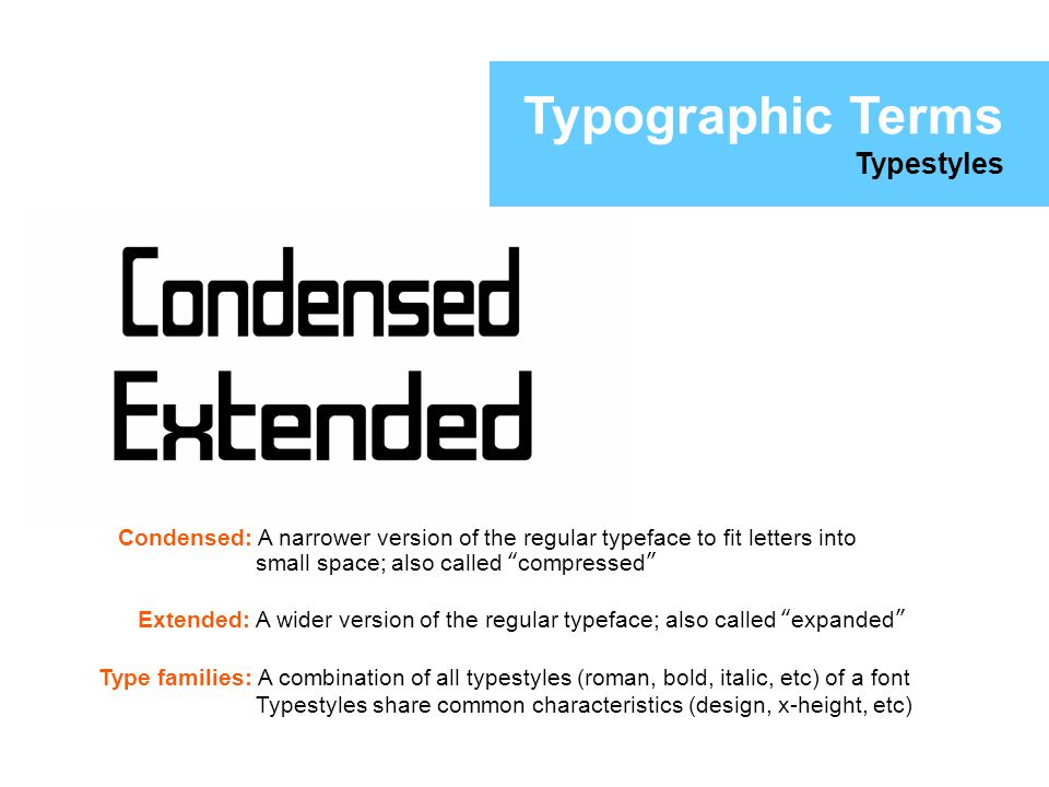 understanding typography part one ppt video online download