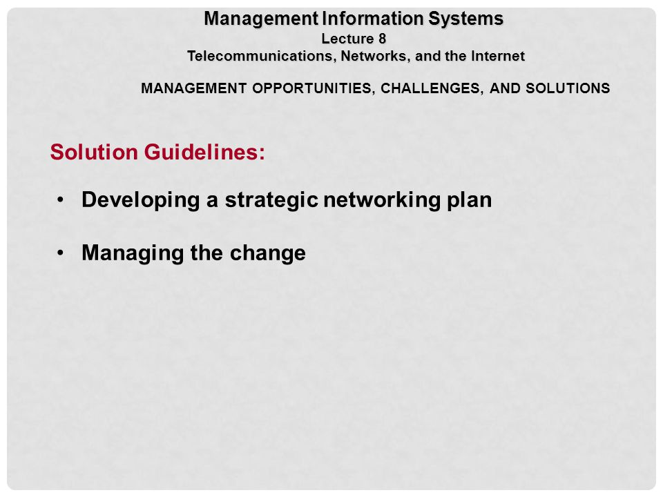 management opportunities challenges and solutions Read chapter 3 infrastructure management challenges and opportunities: the united states department of energy's (doe) facilities stewardship is extremely.