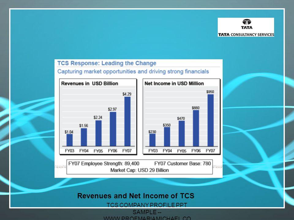 tcs company profile pdf free download