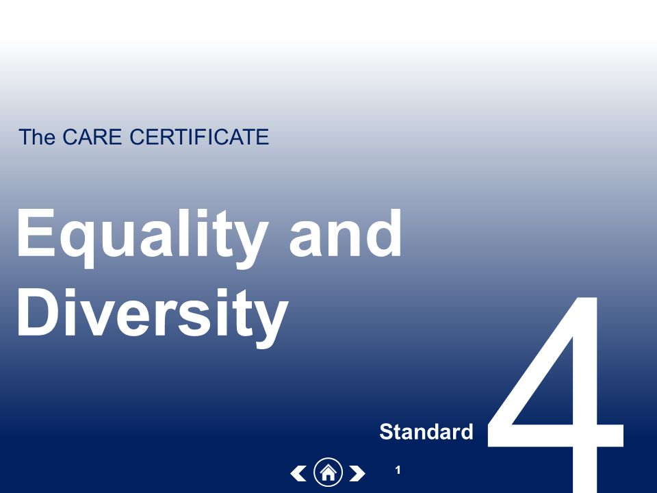 unit 1 equality and diversity Level 2 certificate in equality and diversity ncfe unit 1: equality and diversity in society unit 1 assessment you should use this file to complete your assessment the first thing you need to do is save a copy of this document, either onto your computer or a usb drive then work through your assessment, remembering to save your work regularly.