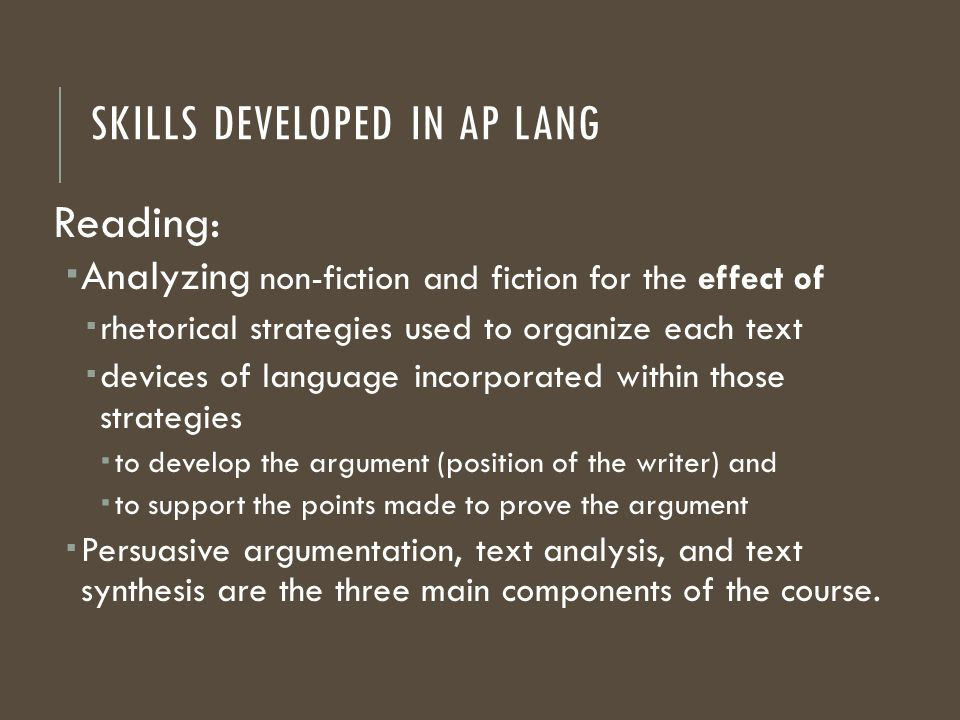 ap english language and composition rhetorical analysis essay prompt Rhetorical analysis prompt  ap english language  1984 in a well organized essay, analyze the rhetorical strategies used to convince winston smith, in george orwell's 1984, of the beauty of destroying language.