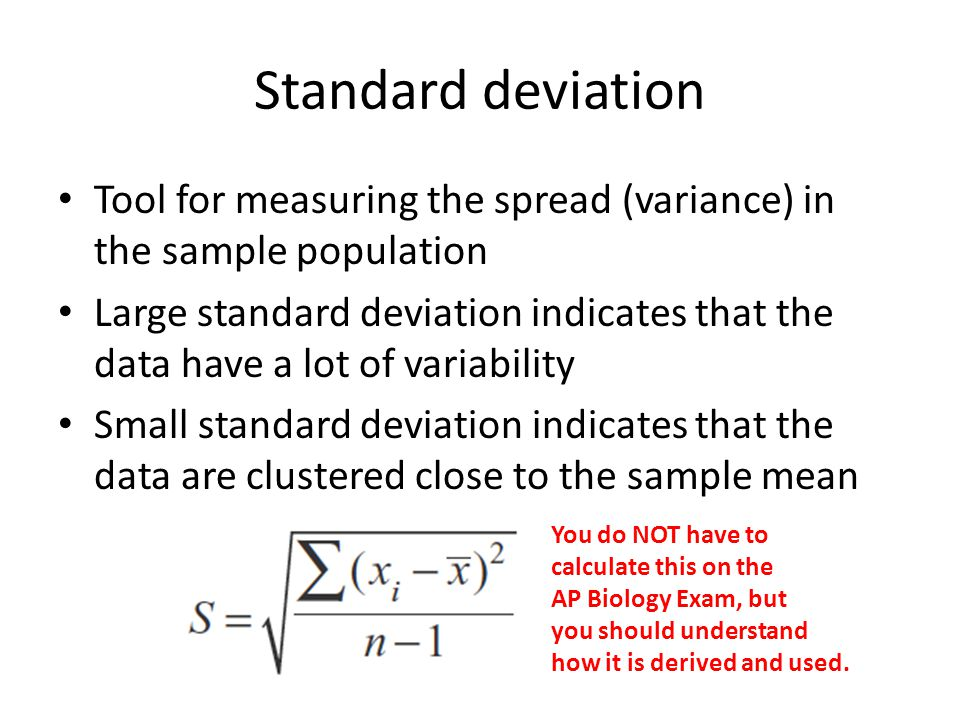 pdf on a population standard deviation and error