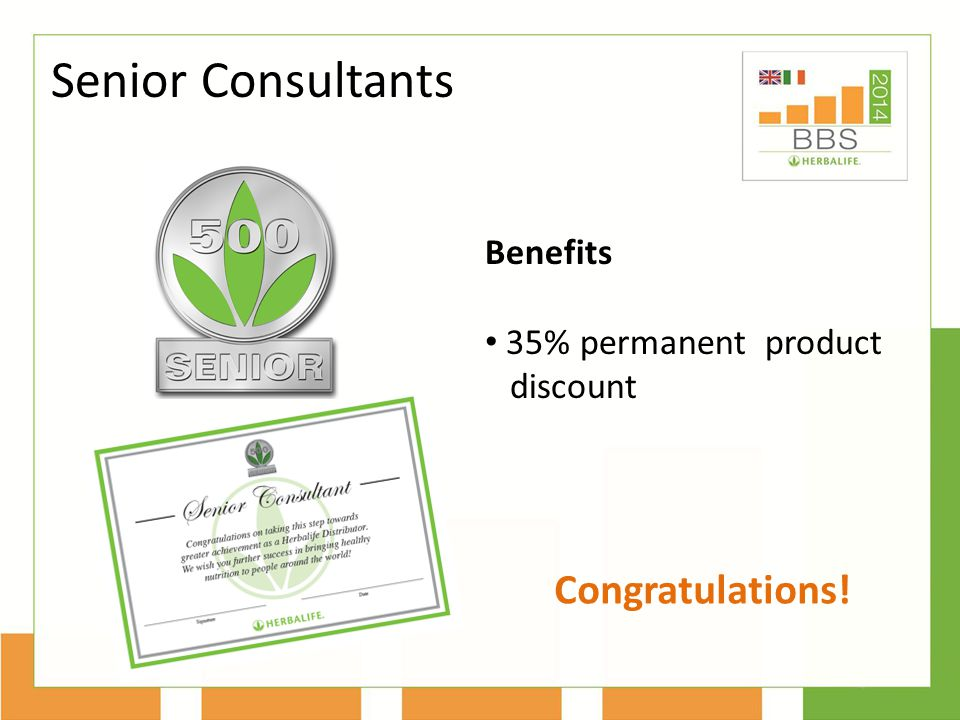 Recognition Recognising achievements in Herbalife. - ppt ...