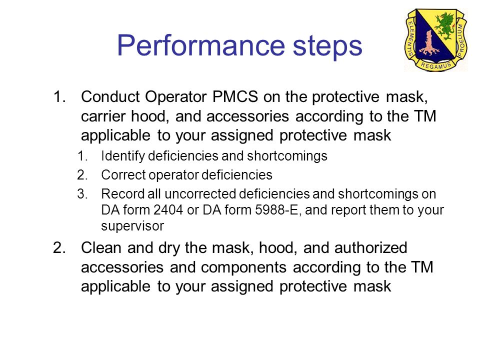 Maintain Your Assigned Protective Mask Ppt Video Online