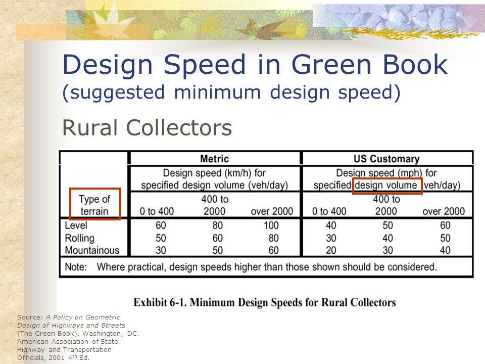 design speed and design traffic concepts ppt video online download. Black Bedroom Furniture Sets. Home Design Ideas