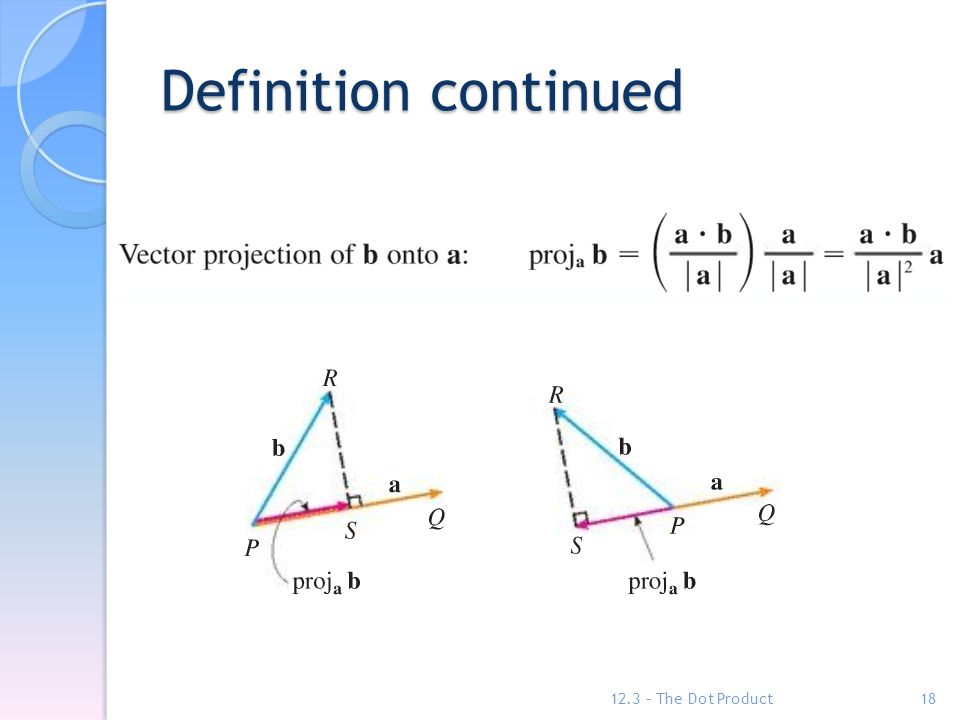 chapter 12  u2013 vectors and the geometry of space