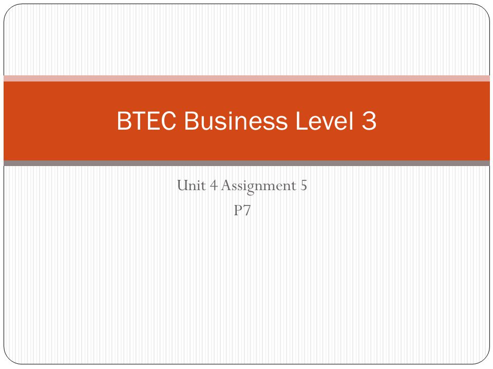 unit 4 assignment 1 btec Unit 4 btec ict m1pdf unit 7 assignment 1 teach ict btec level 3 certificate/ subsidiary btec business unit 4: btec ict unit 10 unit 10.