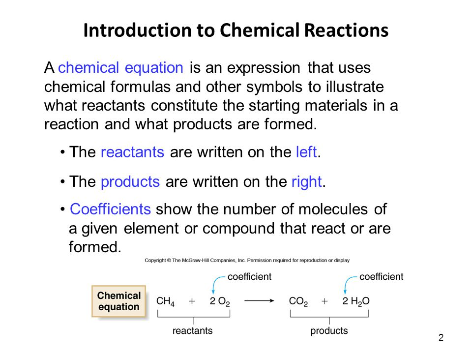 an introduction to the analysis of chemical reactions Introduction to the lab should be about chemical reactions in general (why they are important, examples of specific types of chemical reactions such as combustion, precipitation, redox, etc), not about how to write and balance an equation.