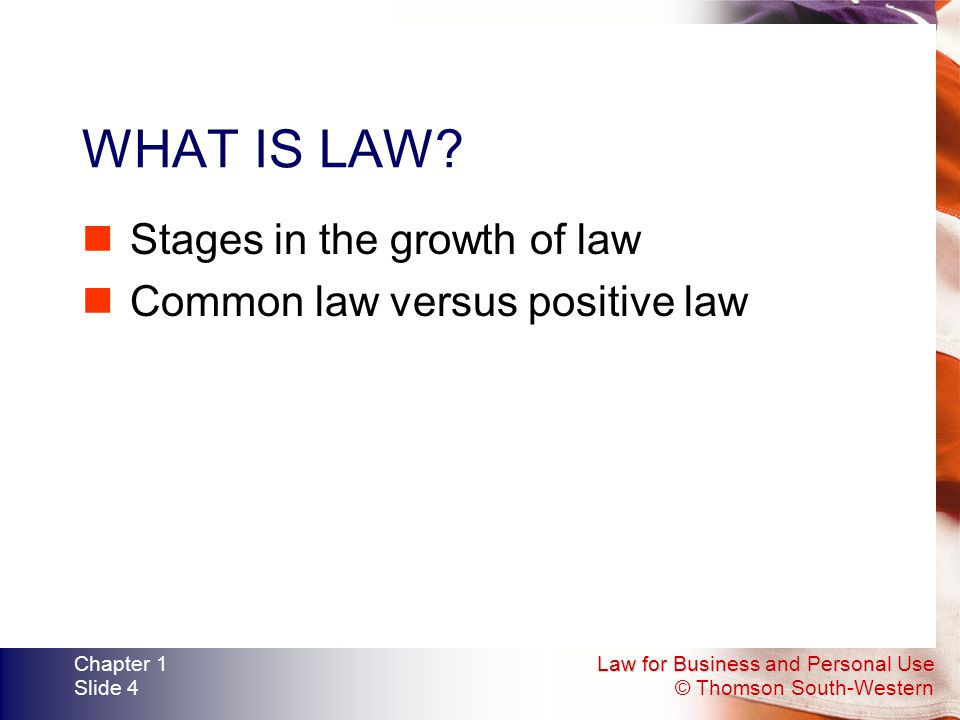 comparing the differences between the rules of tracing at common law and in equity The civil law and the common law: some points of comparison  there are many differences, for example, between the  between the civil law and the common law.