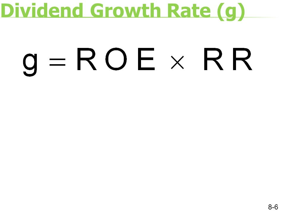 how to find dividend rate